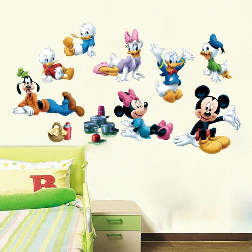 Cartoon Font B Mickey B