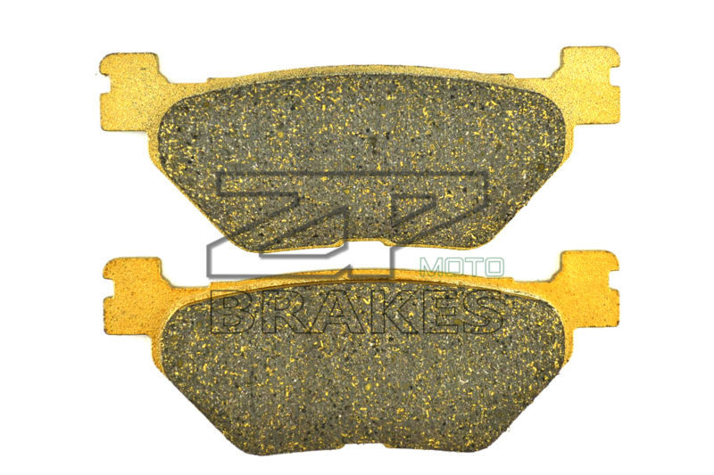 Motorcycle Organic Brake Pads For YAMAHA TDM 900 P/R/S/T/V 2002-2014 Rear OEM New High Quality Free shipping