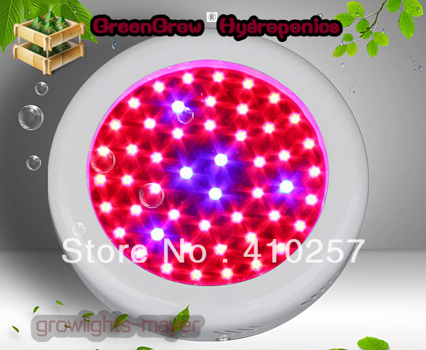 Free shipping 2pcs/lot UFO Led grow light 50W(50*1W),660nm/460nm,3years warranty,High quality,Dropshipping free shipping by china post air mail 75w led plant grow light 3w high quality 3years warranty dropshipping