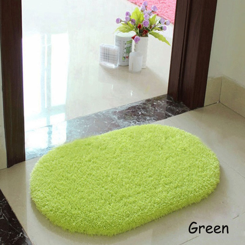 4060cm 60160cm Plush Shaggy Soft Carpet Area Rugs Slip Resistant Floor Mats For Parlor Living Room Bedroom Home Supplies