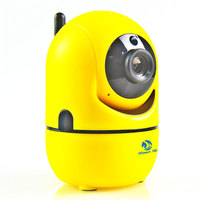 Mini 1080 P 720 P HD Kamera IP Bezprzewodowa WiFi IR P/T Wideo Aparat nadzoru Cctv Super Inteligentnego Domu Niania MAX 64G