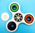 10 цвета Три-Непоседа Игрушки Пластиковые EDC Руки Spinner Spinner Для Аутизма и СДВГ torqbar