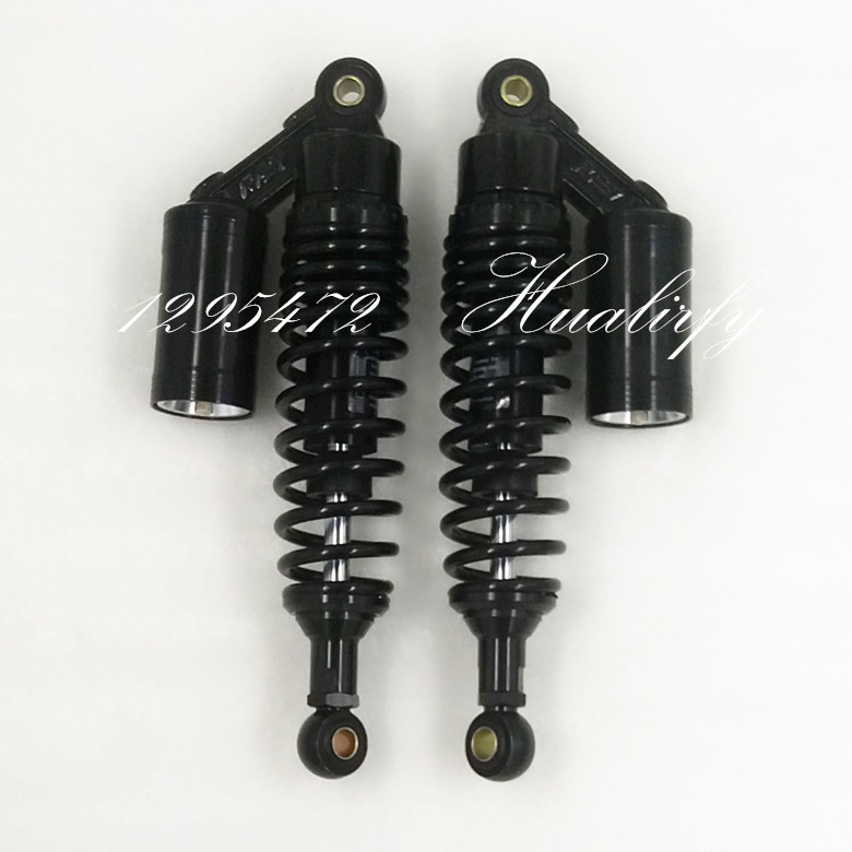 300mm 305mm 310mm 315mm Nitrogen Shock Absorbers 7mm spring for Honda Yamaha Suzuki Kawasaki Dirt bikes