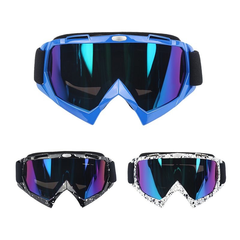 Outdoor Sport Cool Motocross Dirt Bike Goggles motorcycle Off Road Racing Goggles Motor glasses Surfing Protective Eyewear