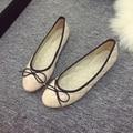 Mujeres de la manera zapatos cómodos zapatos planos de la Nueva llegada-73 Planos Del Ballet de Los zapatos de gran tamaño zapatos de Las Mujeres pisos