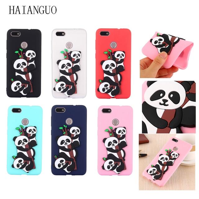 custodia huawei y6 pro 2017 panda
