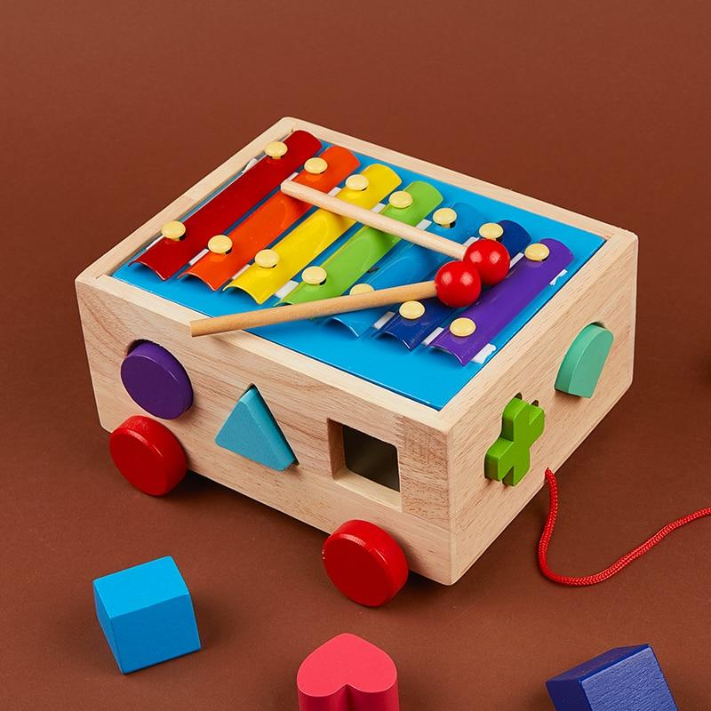1PCS Child Intelligence Shape Matching Baby Toy1PCS Child Intelligence Shape Matching Baby Toy