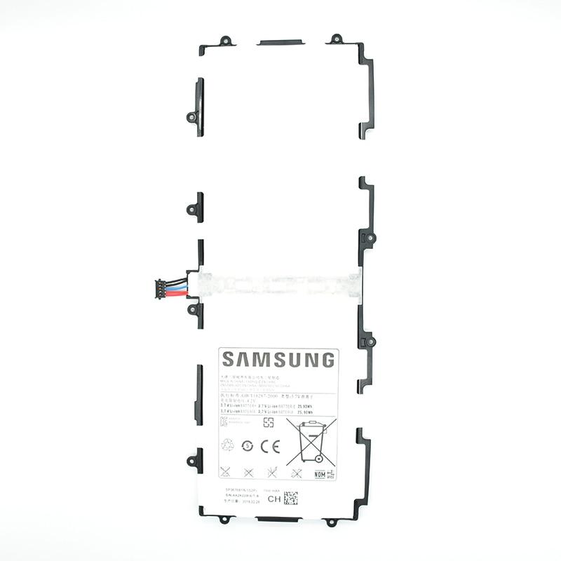 Bateria Originale Ricaricabile Tablet Batteria SP3676B1A 7000 mah Per Samsung Galaxy Note Tab 10.1 N8020 P7510 P7500 N8000 N8010