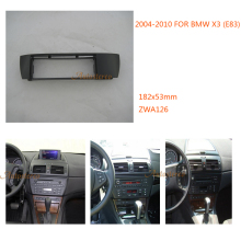 for BMW X3 font b Car b font font b Radio b font Fitting Kit installation