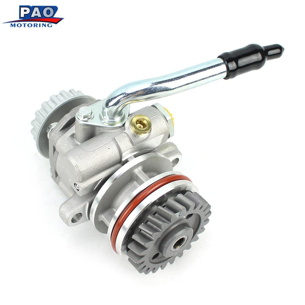 New Power Steering Pump Fit For 2002-2015 VW T5 Multivan Transporter MK5 2.5 TDI Touareg 7LA, 7L6, 7L7 7H0422153,7H0422153A 038131501al 038131501aa 7372d new for vw volkswagen multivan passat sharan transporter mk5 t5 egr valve 1 9 tdi oe 038131501j