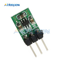 2Pcs Mini 2 in1 DC Step-Down Step-Up Converter Power Module 1.8-5V to 3.3V Wifi Bluetooth ESP8266 HC-05 CE1101 for arduino(China)