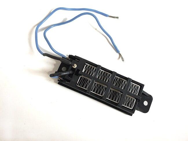 2 шт. ptc керамический нагреватель воздуха 100 Вт/220 В с температурой предохранитель