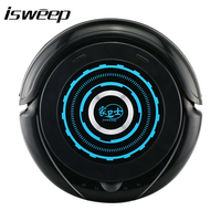 JIAWEISHI S3 Robot Vacuum Cleaner With 2200 MAh Li Battery Automatic Intelligence Sweeper Smart Cleaning Microfiber