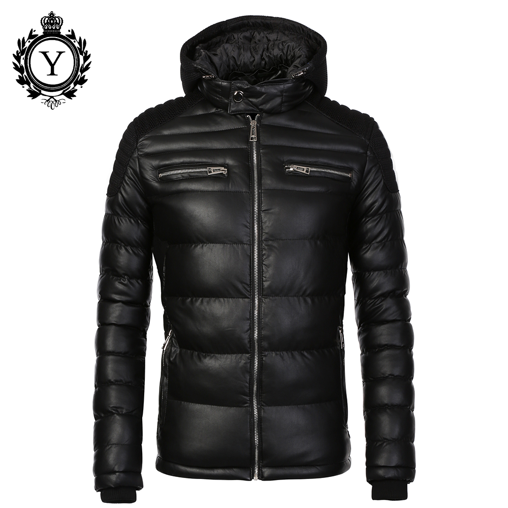 COUTUDI Factory Hot Sale Men's Winter jacket Thick Warm Fashion Coat and Jackets Men Quality Windbreaker Outwear Parkas Clothing