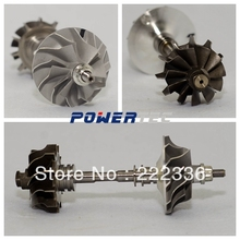 GT1544V 753420-5005S shaft and wheel 11657804903 turbo cartridge 753420 rotor FOR BMW Mini Cooper W16 80Hp