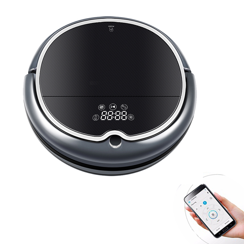 Q8000 robotic vacuum cleaner in black floor cleaner 1400Pa vacuum cleaner 2D map APP navigation AUTO sweeper with mopping MINIQ8000 robotic vacuum cleaner in black floor cleaner 1400Pa vacuum cleaner 2D map APP navigation AUTO sweeper with mopping MINI
