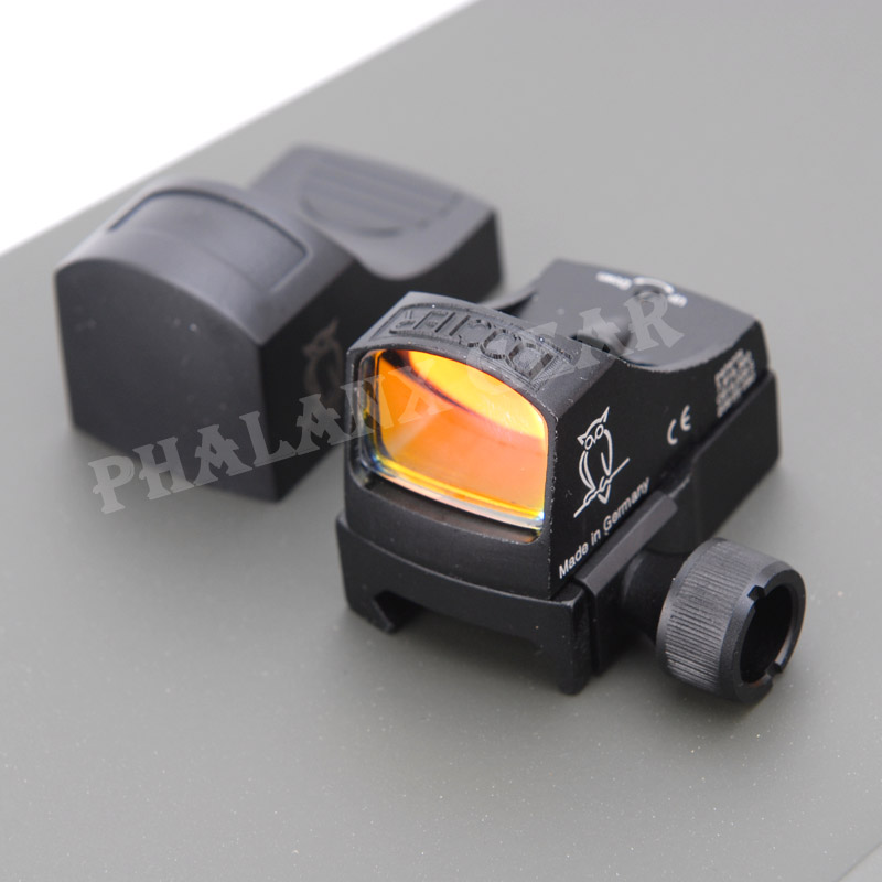Fusil Docter 2018 Red Dot Sight Reflex Portée Tactique Red Dot Sight pour jeu de guerre