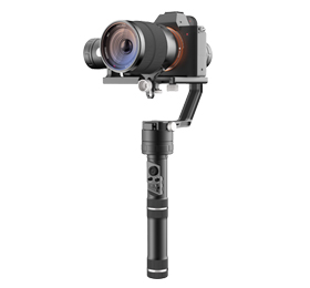 Tarot Flamingo M 3-Axis 360 Degree Handheld Gimbal Stabilizer Load 350g-1900g Camera Support ZYX Phone APP Control for DSLR 12mp 980 mah handheld steadygrip 4k camera 3 axis gimbal x3 for osmo kit