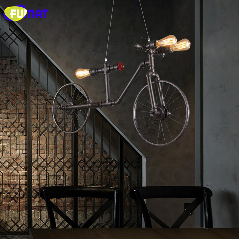 Industrial Bicycle Lampara 11
