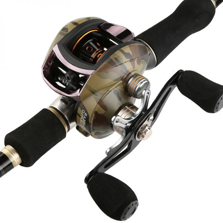 Fishing Casting Hand Reel