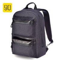 Xiaomi 90FUN Business Multi Purpose Backpack Waterproof Daypack 15 Laptop Bag For School Cummute Business Travel
