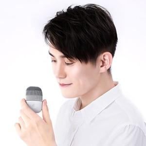 Image 5 - Youpin Instrumento de limpieza inFace inteligente, Limpieza Profunda, belleza Facial Sónica, masajeador para tratamiento de la piel Facial