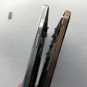 Image 4 - Samsung Galaxy Note 3 Için tam Konut Parçaları N900 N9005 N9006 Ön LCD Çerçeve arka kapak note3 Arka Pil Kapağı Orta çerçeve