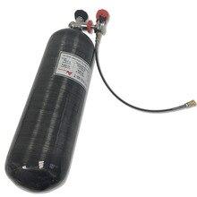 AC309301 Acecare Scuba Oxygen Cylinder  Airforce Condor Pcp 4500Psi Carbon Fiber 9L M18*1.5 Paintball Tank 2019