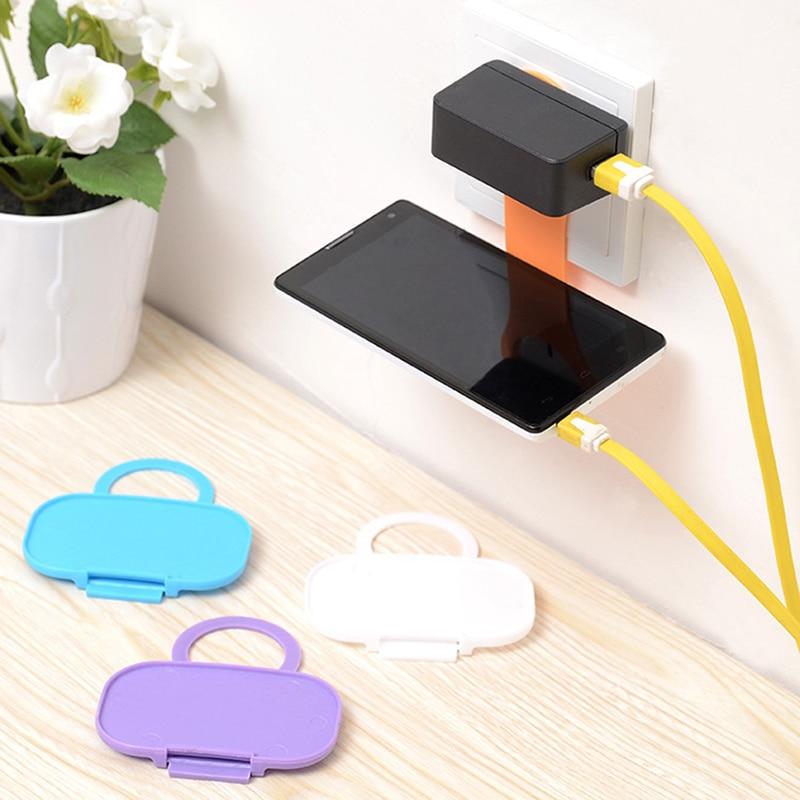 Fällbar mobiltelefon laddningshållare för iPhone 7 Praktisk - Reservdelar och tillbehör för mobiltelefoner - Foto 5