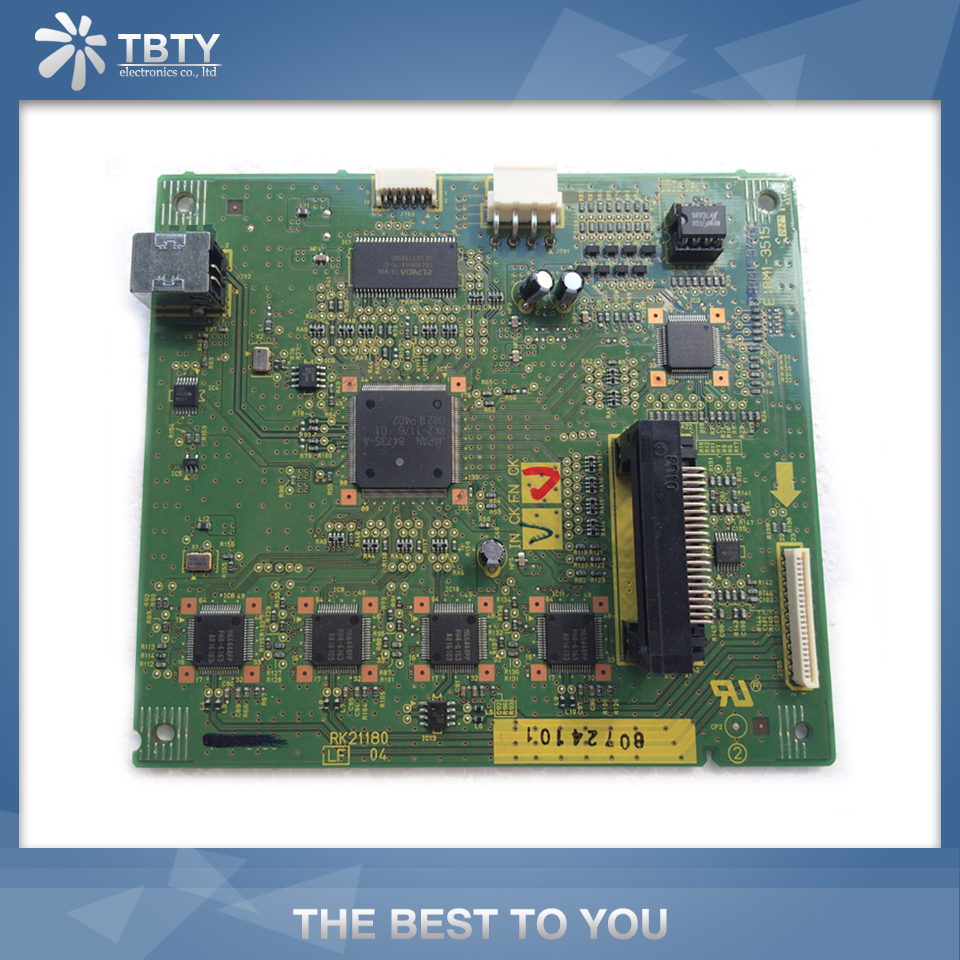 цены  100% Test Main Board For Canon LBP5100 LBP 5100 RM1-3515 Formatter Board Mainboard On Sale