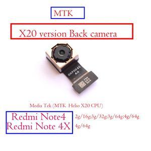 Image 5 - Original New tested Back Rear Camera Flex Cable Module for Xiaomi Redmi 4 Pro Prime Redmi note 4 4X global /China/MTK