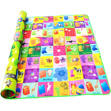 MoShuBe Baby Crawling Play Mat Developing Rug 200*180*0.5cm Puzzle Mat Mats for Children Kids Toys Eva Foam Carpets Baby Toys