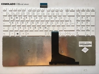 GR Germany Keyboard For Toshiba Satellite C75D L70 L75 S50 S55 C70 C70 A C70D C75 white with frame Laptop Keyboard GR Layout