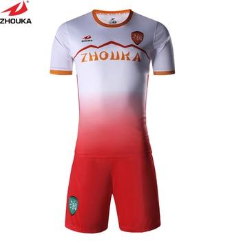 Fútbol Camiseta Tailandia Trikot China Fusball Para Personalizadas De Importadas Camisetas Hombre 29DHIE