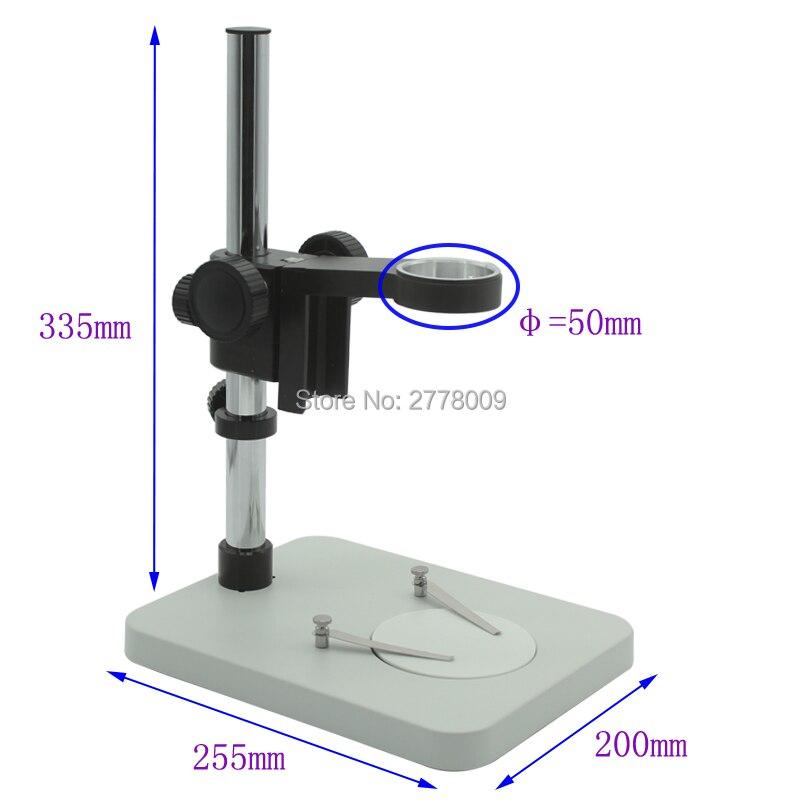 Full HD Video Microscoop Camera 1080 P 60FPS Vga uitgang 180X 300X ...