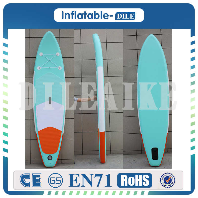 Planche de surf fabricants 305x76x15 cm gonflable Stand Up Paddle Board gonflable planche avec pagaie