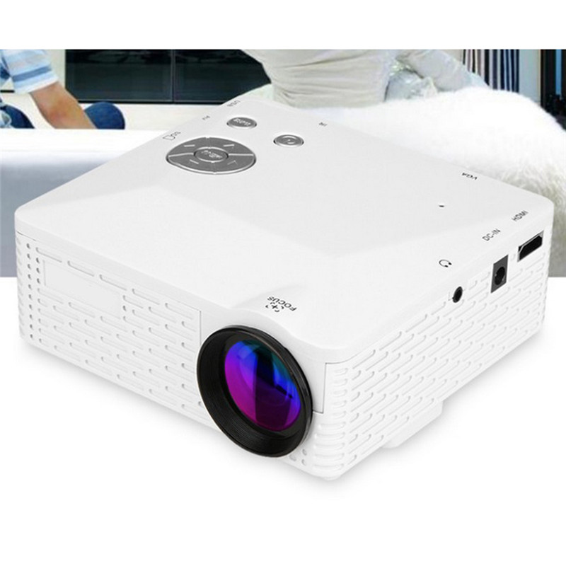 ФОТО Mini LED Projector BL-18 Portable Pico Projektor 500Lumen Full HD Projectores AV/VGA/SD/USB/HDMI Video Proyector Beamer Projecto