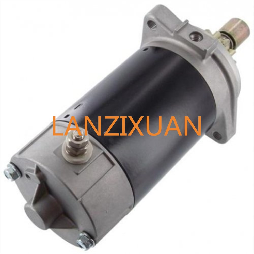 689-81800 Outboard Motor Starter For YAMAHA Outboard 25HP 30HP 689-81800-13 Or 689-81800-12 61t 61n 69s fit yamaha outboard 61n 45510 00 00 drive shaft assy 61n 45510