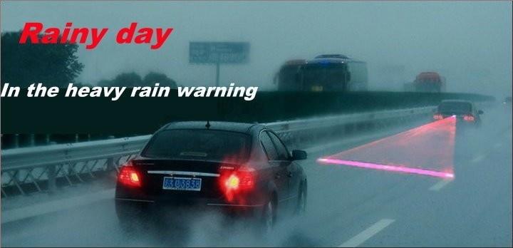 Liandlee для Volkswagen VW Polo Sedan 2011~ модификация автомобиля украшения анти предупреждающие огни снаружи предотвращения тумана туман