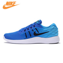 Original NIKE New Arrival Summer Breathable FUSIONDISPERSE Men's Running Shoes Sneakers Trainers
