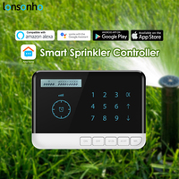 LonSonHo WiFi Smart Lawn Sprinkler Controller Works with Alexa Google Home Mini Assistant Compatible Smart Home Automation