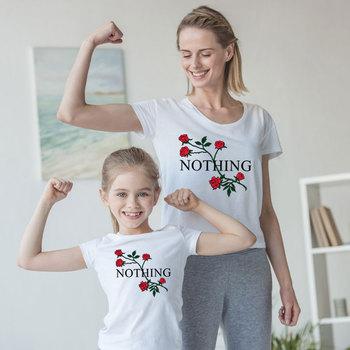 296e76b00 Ropa de madre e hija conjunto familiar look mommy y me camiseta mamá hijo bebé  niña vestidos ropa grande hermana