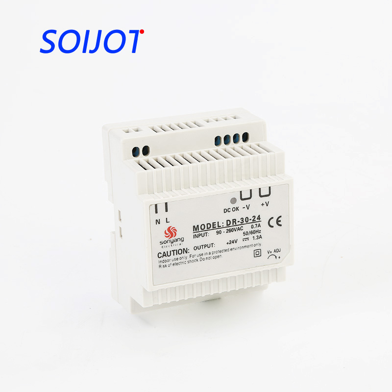 DR-30 Din Rail Power Supply 30W 12V 2A,Switching Power Supply AC 110v/220v Transformer To DC 12v,ac dc converter power supply 12v 2a switching power supply ac to dc smps led converter 12v 25w uninterruptible power supply high efficiency