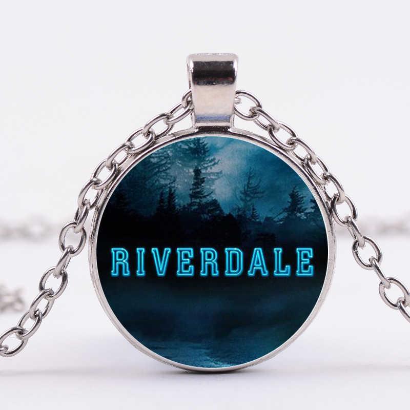 SONGDA proste Riverdale miłośników słowo naszyjnik Punk Hip Hop chłopcy dziewczęta długi łańcuch komunikat naszyjnik moda biżuteria dla kobiet mężczyzn