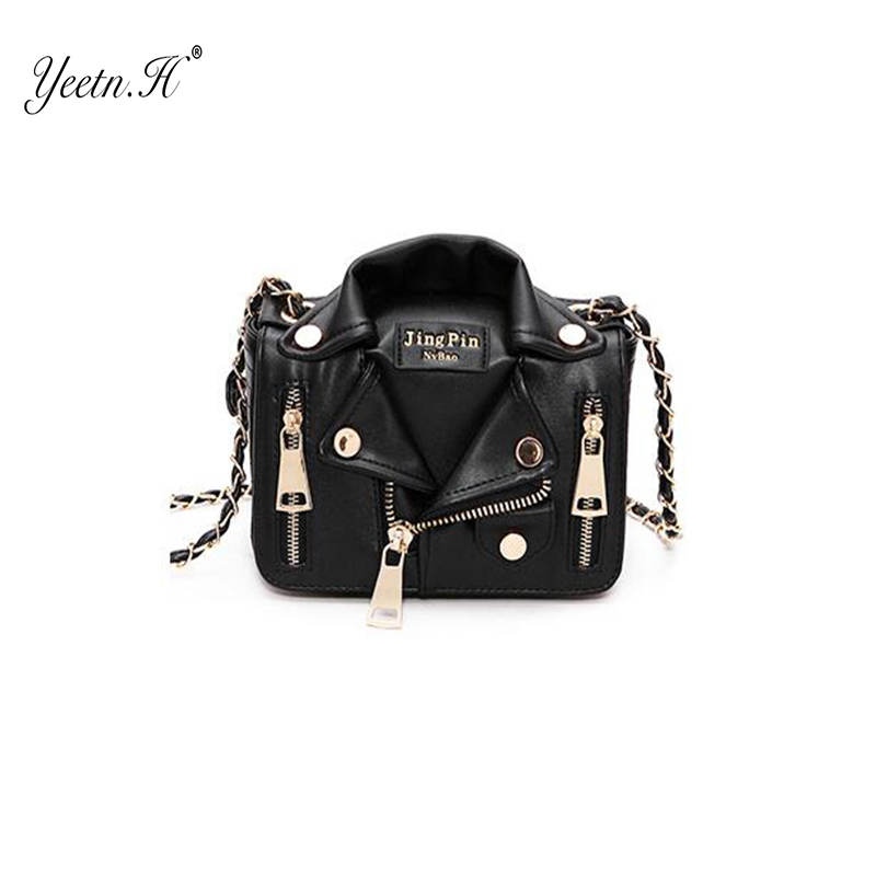 Yeetn H New Arrival Fashion Genuine Leather For Women Handsome black Crossbody Woman Bags Messenger Bags