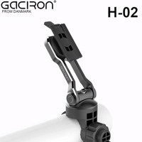 H02 Universal 2 IN1 Bike Phone GPS Handlebar Holder Bicycle Mount for iPhone Samsung Galaxy mobile fit any model