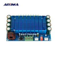 AIYIMA TDA7850 Digital Power Amplifiers Audio Board High Power DC12V 50Wx4 Car Amplificador DIY For Home Theater Sound System