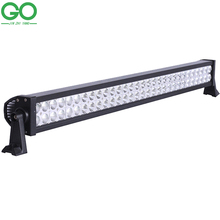 цена на 180W LED Work Light Bar Offroad Boat Car Tractor Truck 4x4 4WD SUV ATV 12V 24V Spot Flood Combo Beam Strip Lights Factory Sale