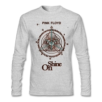 Men S Pink Floyd Shine On T Shirts Punk Rock Graphics Crew Neck Tee Interesting Men
