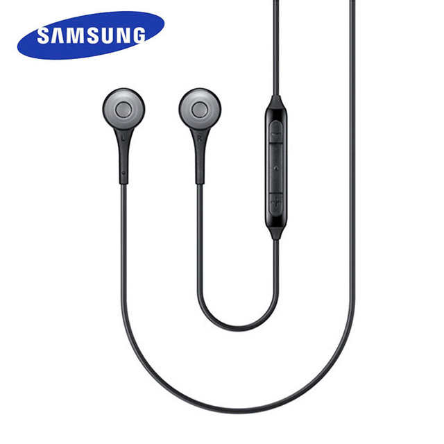 SAMSUNG EO-IG935 Earphones Black / White Stereo 3.5mm for Android Smarphones /PC In-ear Sport Headsets 20Hz-20KHz Music